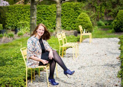 Kim van Social Kickstart door Marieke Vogelzang van Time to Shine