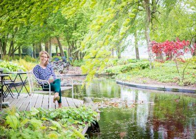 Marian Blaauwgeers door Marieke Vogelzang | Time to Shine