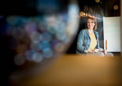 Mirjam Lommel door Marieke Vogelzang van Time to Shine