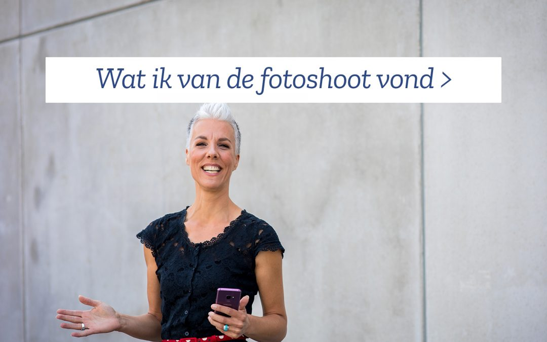 """Annemieke: """"Overweldigende positieve reacties op mijn foto's"""""""